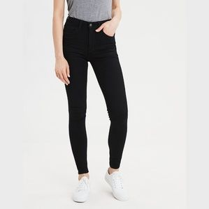 AE 360 Next Level Stretch High Waisted Jegging